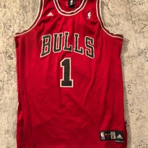 Adidas Chi Bulls Rose Jersey Mens XL Swingman NBA